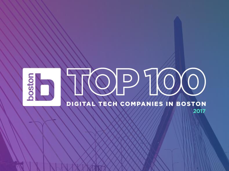 Largest 100 Tech Companies In Boston 2017 Built In Boston