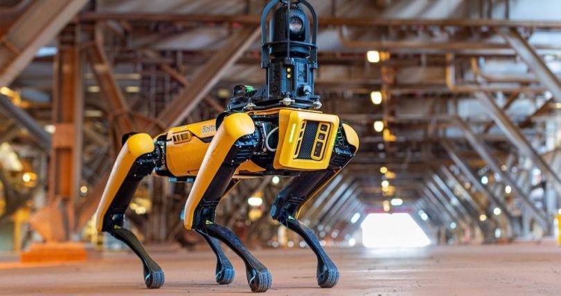 Boston Dynamics' Spot