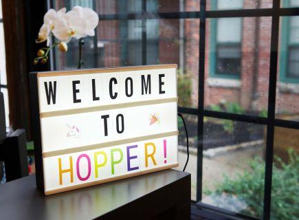 Hopper | Built In Boston