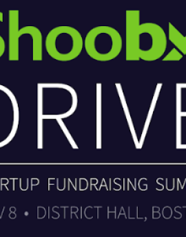 Shoobx Drive 2019 Startup Fundraising Summit