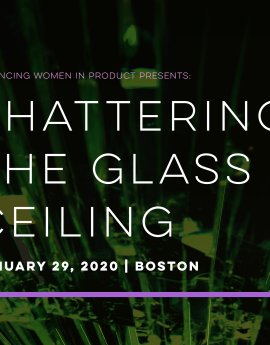 AWIP Boston Shattering the Glass Ceiling