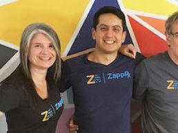 zapprx fundraising
