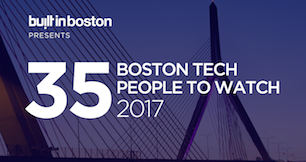 Boston tech's 35 people to watch in 2017